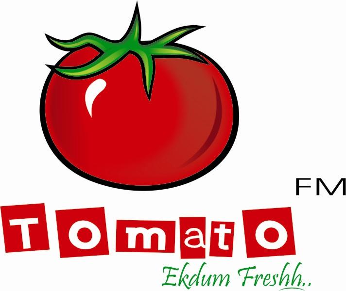 Welcome To Tomato FM 9... Tomato Logo